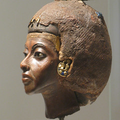 Nefertiti's mother in law: Tiye. | by ЯAFIK ♋ BERLIN