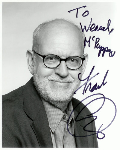 frank oz the puppeteer