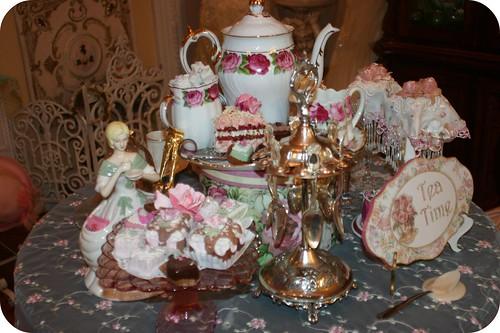 Victorian Rose Tea Room Kingsville