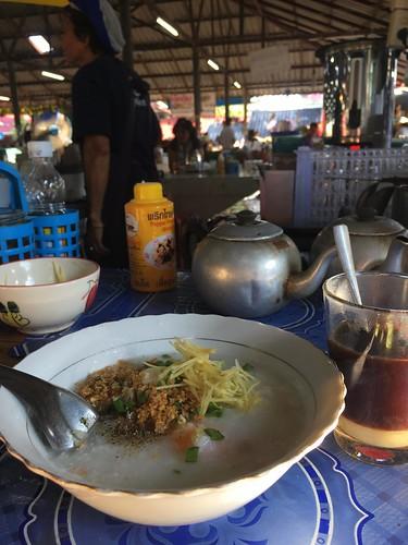 Koh Samui Breakfast at Morning Market