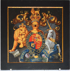 George IV royal arms