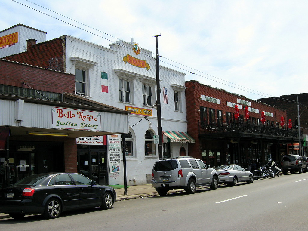 Useful idea Pittsburgh strip district list of stores
