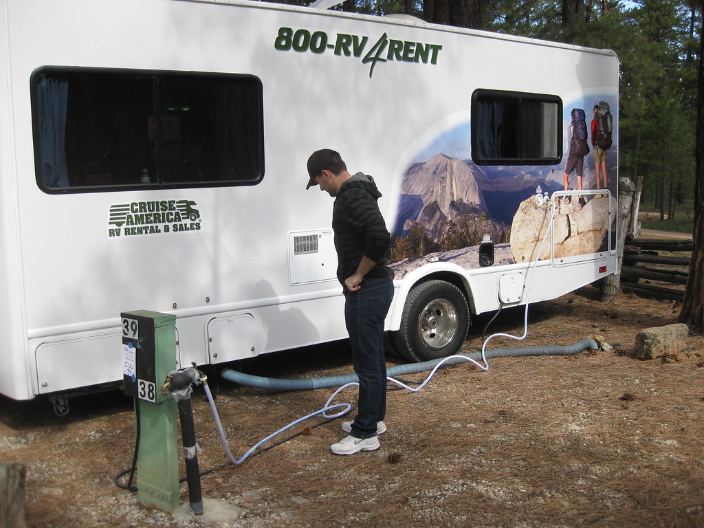 Rv hook up requirements