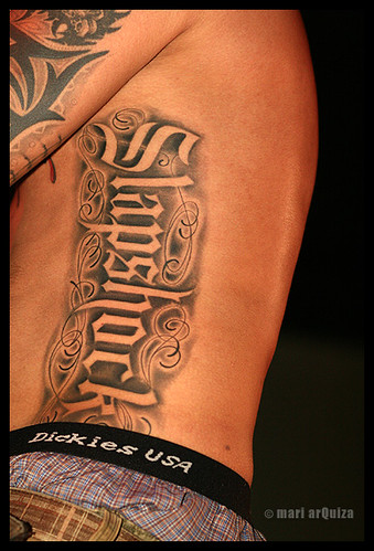 slapshock tattoo on jamir dutdutan 39 07 the philippine tatt flickr. Black Bedroom Furniture Sets. Home Design Ideas