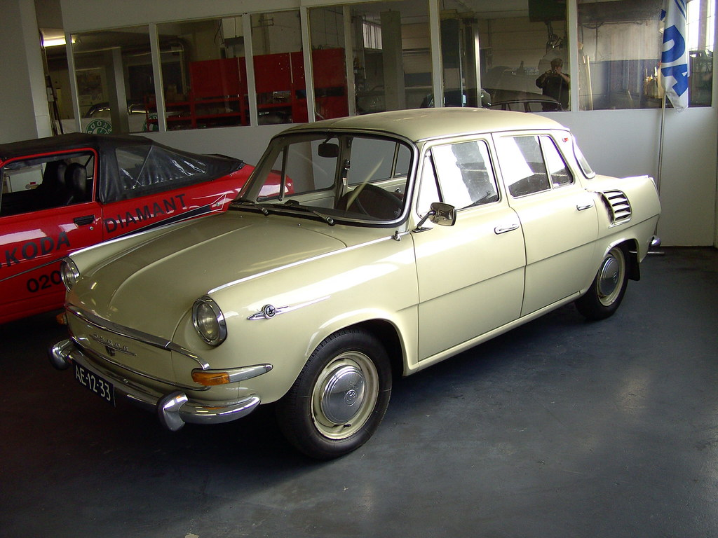 1966 skoda mb 1000 one of the earliest mb 1000s in the. Black Bedroom Furniture Sets. Home Design Ideas
