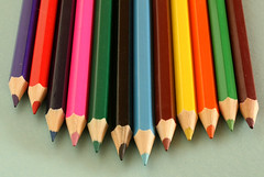 Coloured pencils | by Alan Cleaver