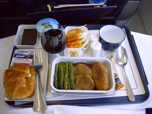 Free Food American Airlines