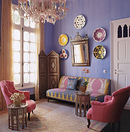 Arabian Room Decor