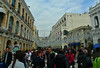 Macau - Senado Square crowd