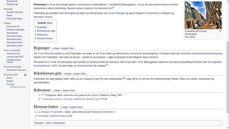 fiolstræde wiki