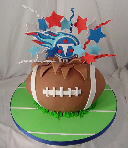 Tennessee Titans Cake Ideas
