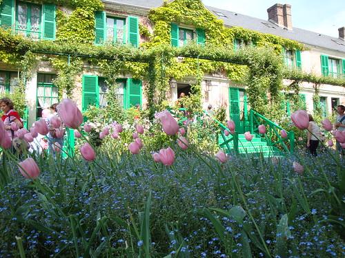 Giverny france la maison du peintre impressionniste cla flickr - La maison du peintre ...