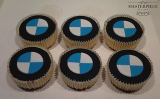 BMW Cupcakes | by Masterpiece Of Cake