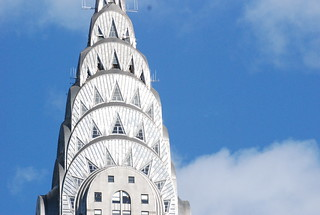Chrysler Building - New York City @ Day | by hyku
