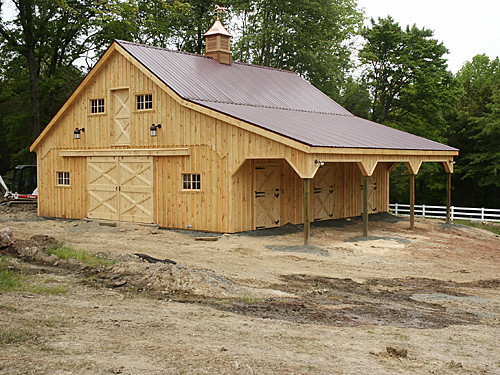 Modular Horse Barn Mgc This Is A 36 39 X36 39 Modular Horse
