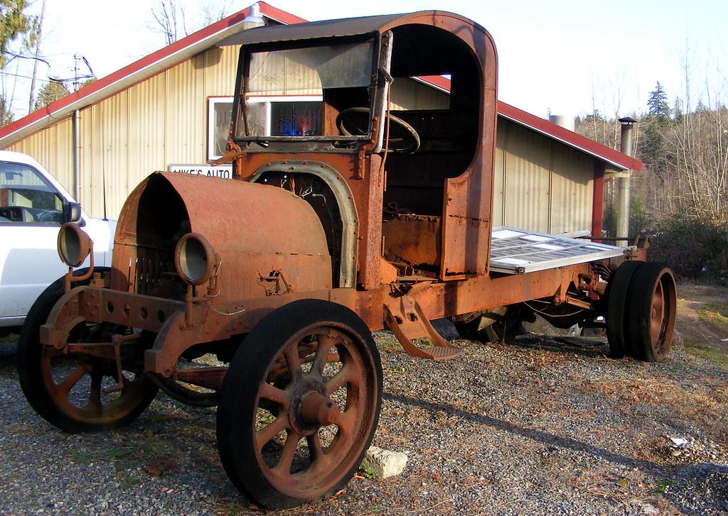 1924 Kenworth Truck   ...