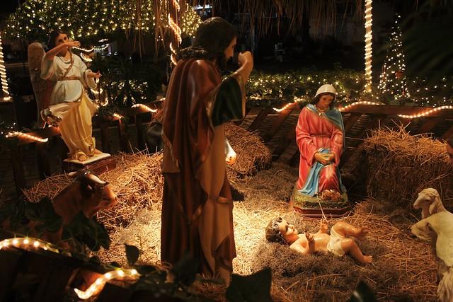 Nacimiento decoracion navide a nacimiento decoracion - Casitas de nacimientos de navidad ...