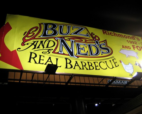 Buz and Ned's BBQ 2007