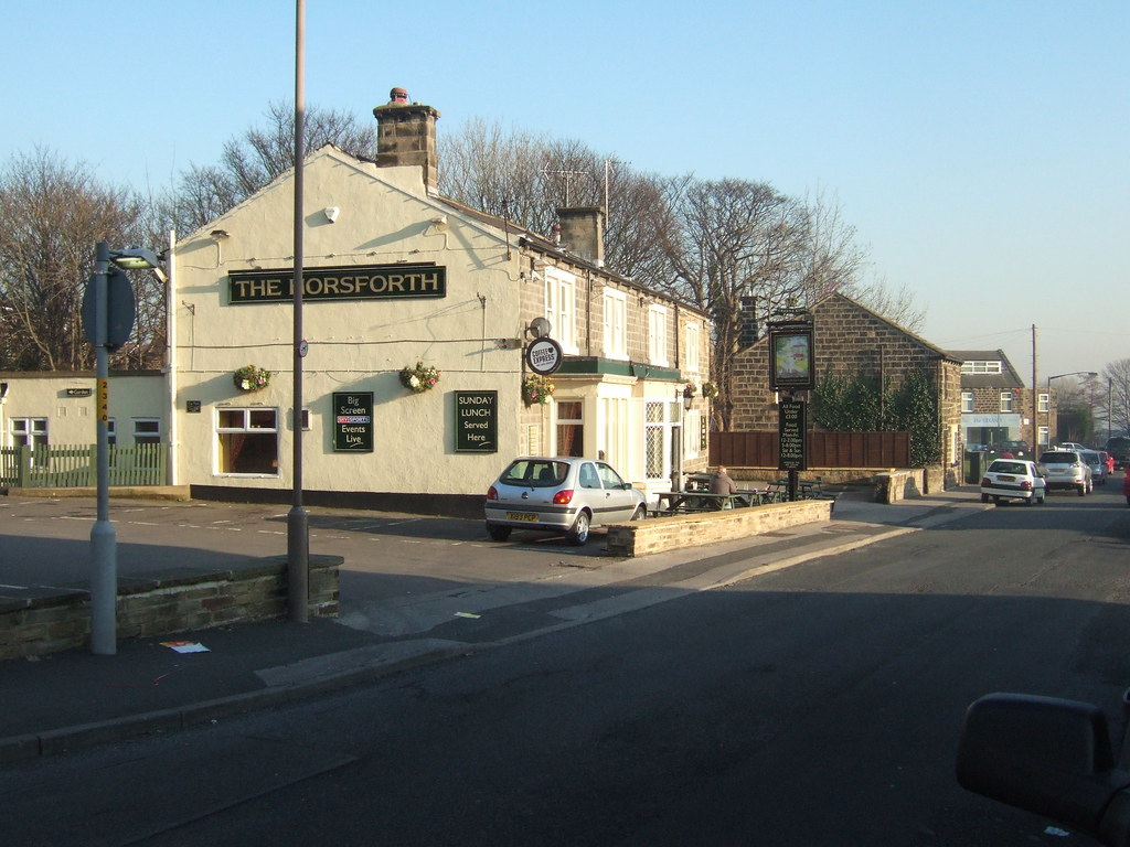 The Horsforth Pub John Seb Barber Flickr