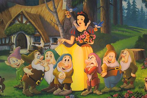 Snow white 7 dwarfs part 4 - 1 part 4
