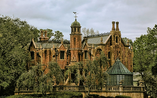 Disney - Haunted Mansion (Explored) | by Express Monorail
