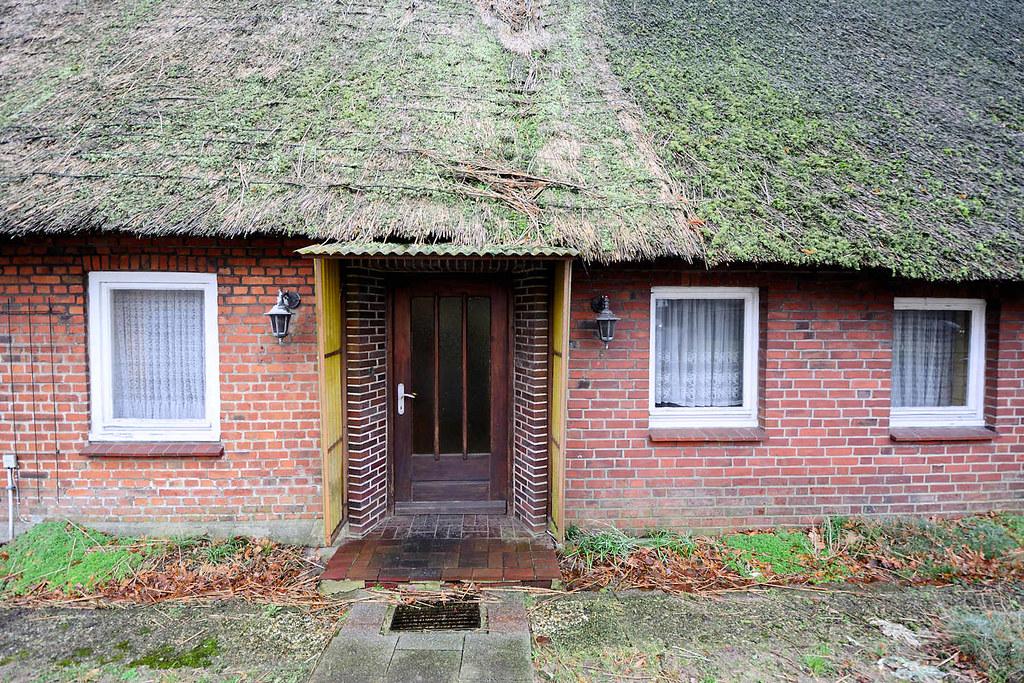 9105 Hauseingang Mit Windfang Ehem Bauernhaus In Tangst Flickr