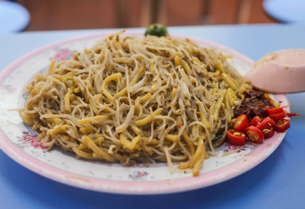 Golden Mile Food Centre Hokkien Mee