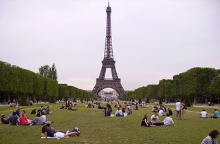 Champ de Mars and Eiffel Tower | by JPC24M