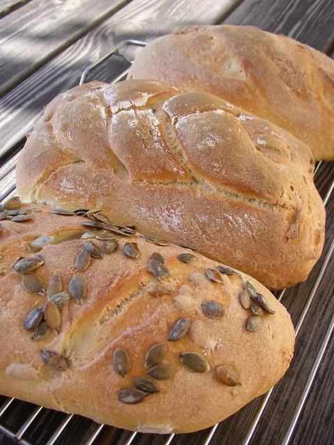 Tender Potato Bread - 3 differents loafs | recipe: kochtopf ...