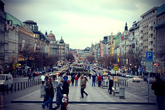Wenceslas Square | by priittammets