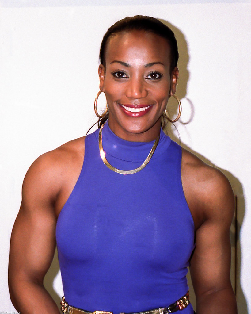 FiBo 1994 - Lenda Murray   Edited: you will find this ...