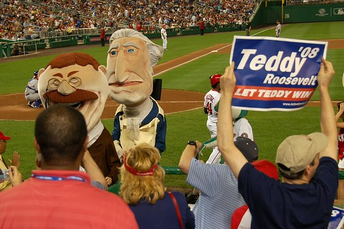 Let Teddy Win! | by Scott Ableman