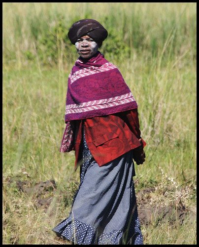 Xhosa Woman | by JP-Flanigan