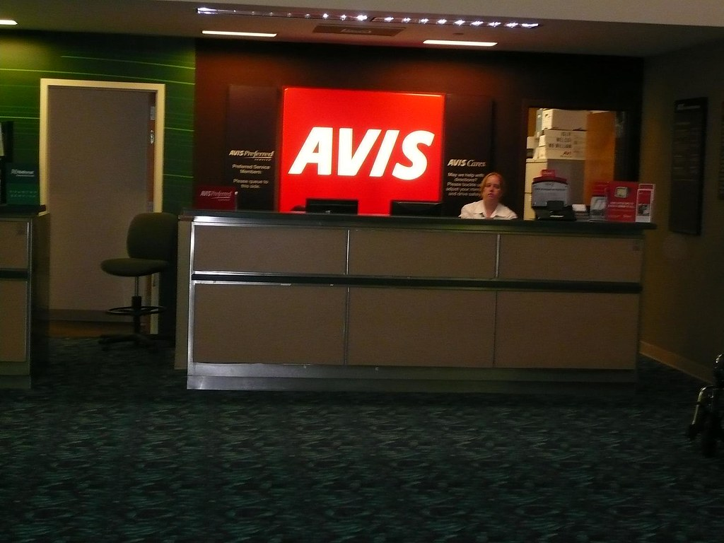Avis Rental Car Hours Missoula International Airport