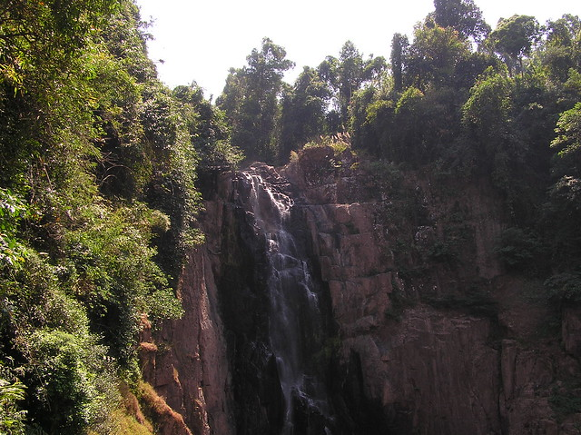 Haew Nabok Waterfall, Khao Yai National Park