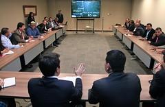 Mintransporte y Reunión Alcaldes