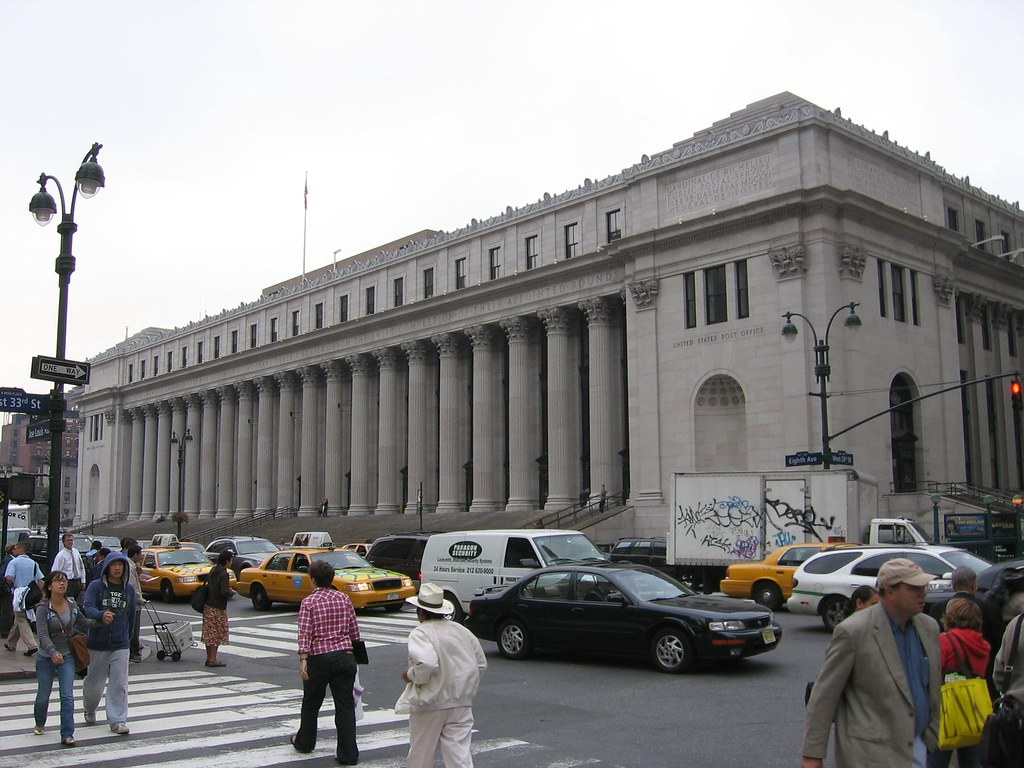 General Post Office New York, NY 10001