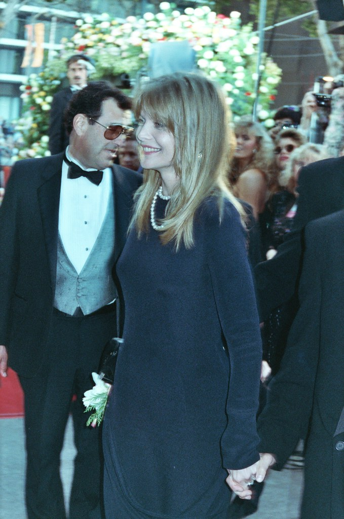 Michelle Pfeiffer 1990 Academy Awards Note Permission