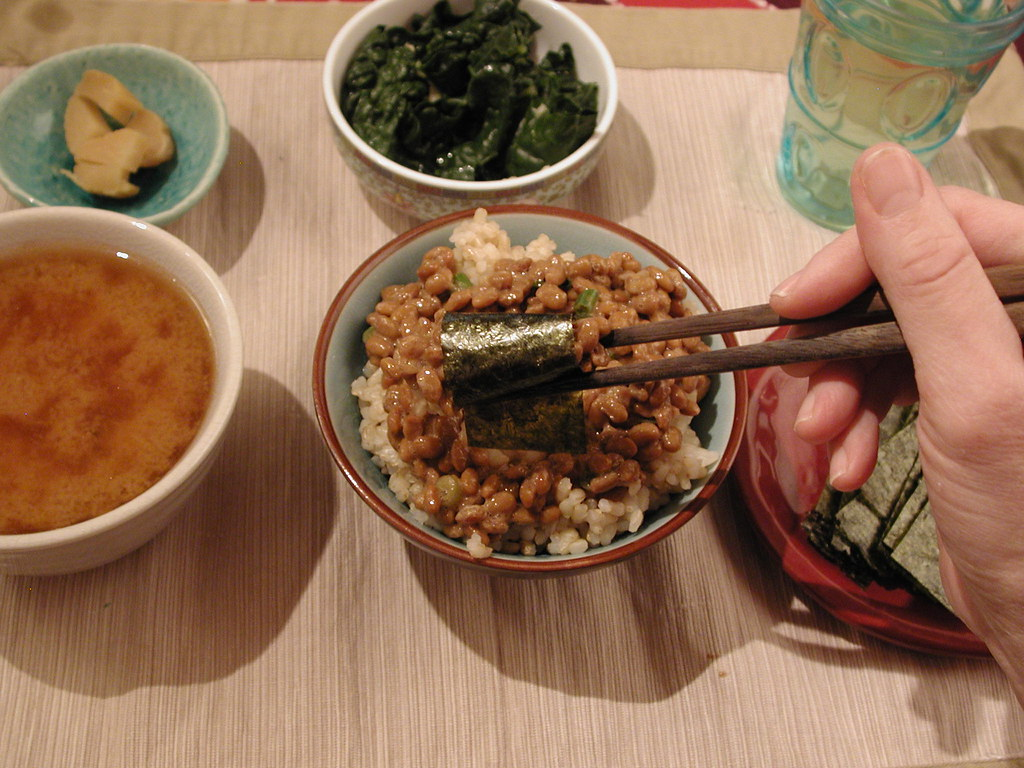 Natto Meal 169 Nicole Raisin Stern Nicole Raisin Stern