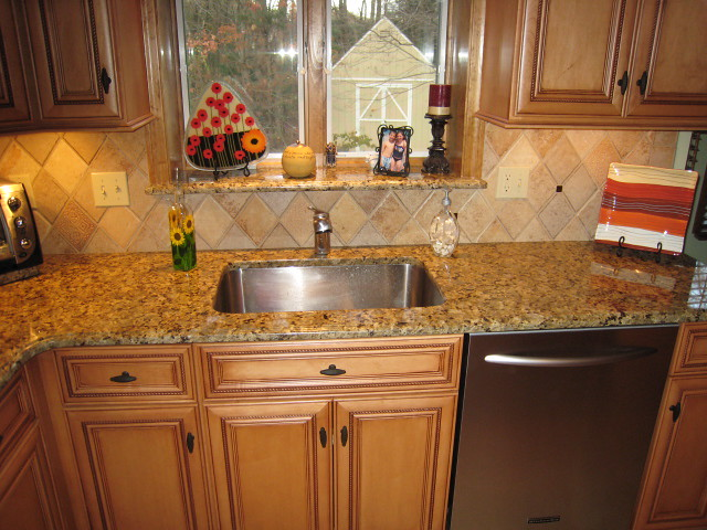 ... Golden Butterfly Granite Countertops | By Superior M U0026 G