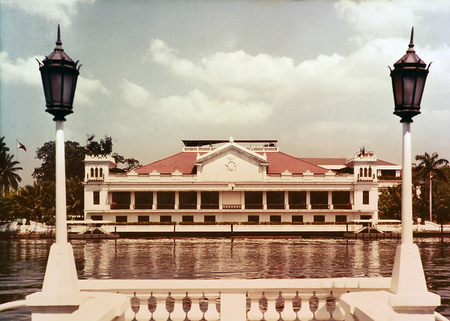 Malacanang Palace Malacanang Palace As Seen From Across