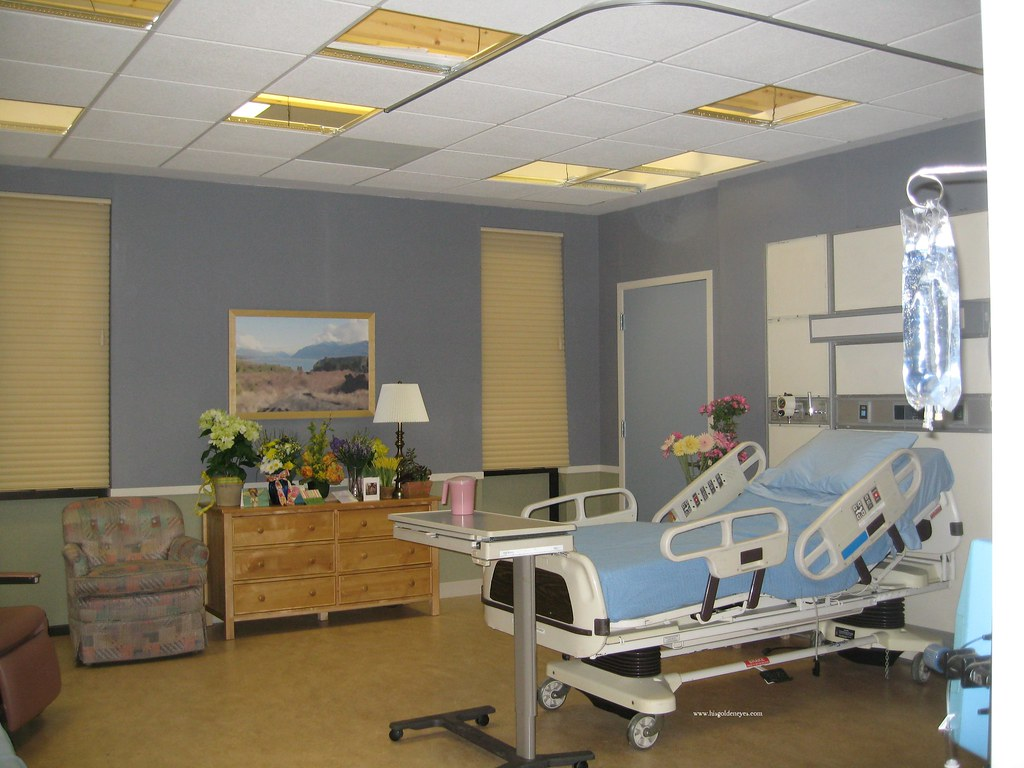 Inside The Hospital Room We Have An Exclusive Inside