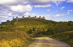 The road to Monteriggioni | by Knight_of_W.