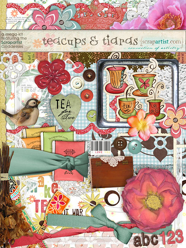 Scrapbooking Day! | by Cláudia*~Assad
