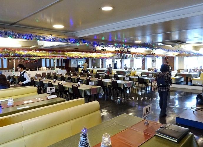 33 沖繩自由行 那霸一日遊 波上宮、波之上海灘、海底觀光遊覽船、白鯨號夕陽遊輪晚餐