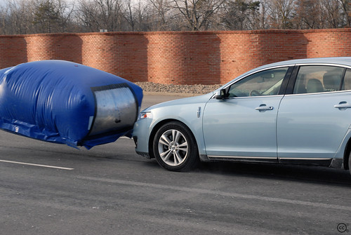 Ford testing new active crash avoidance technologies flickr Ford motor company technology