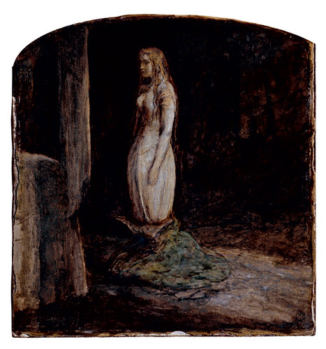 millais quoteve of st agnesquot an early version c 1850 flickr