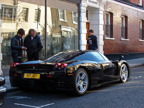 Ferrari Enzo London Turboff Flickr