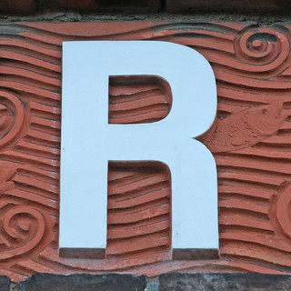 letter R | by Leo Reynolds