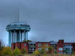 Sudbury Water Tower | by Dean Martin (Thirdeyepics)